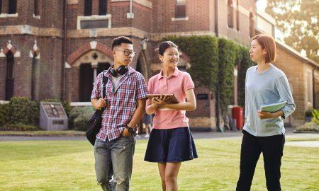 Your Pathway to Australia's No 1 University – Trinity College