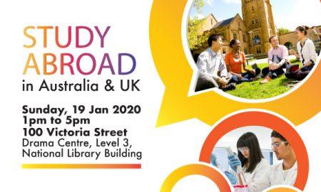 OAL Study in Australia & UK Fair