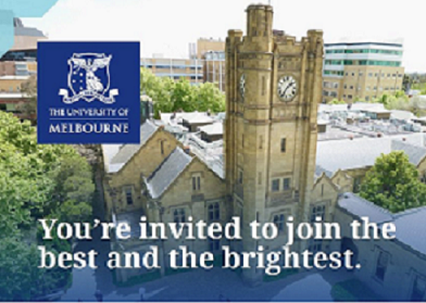 University of Melbourne Meeting Session
