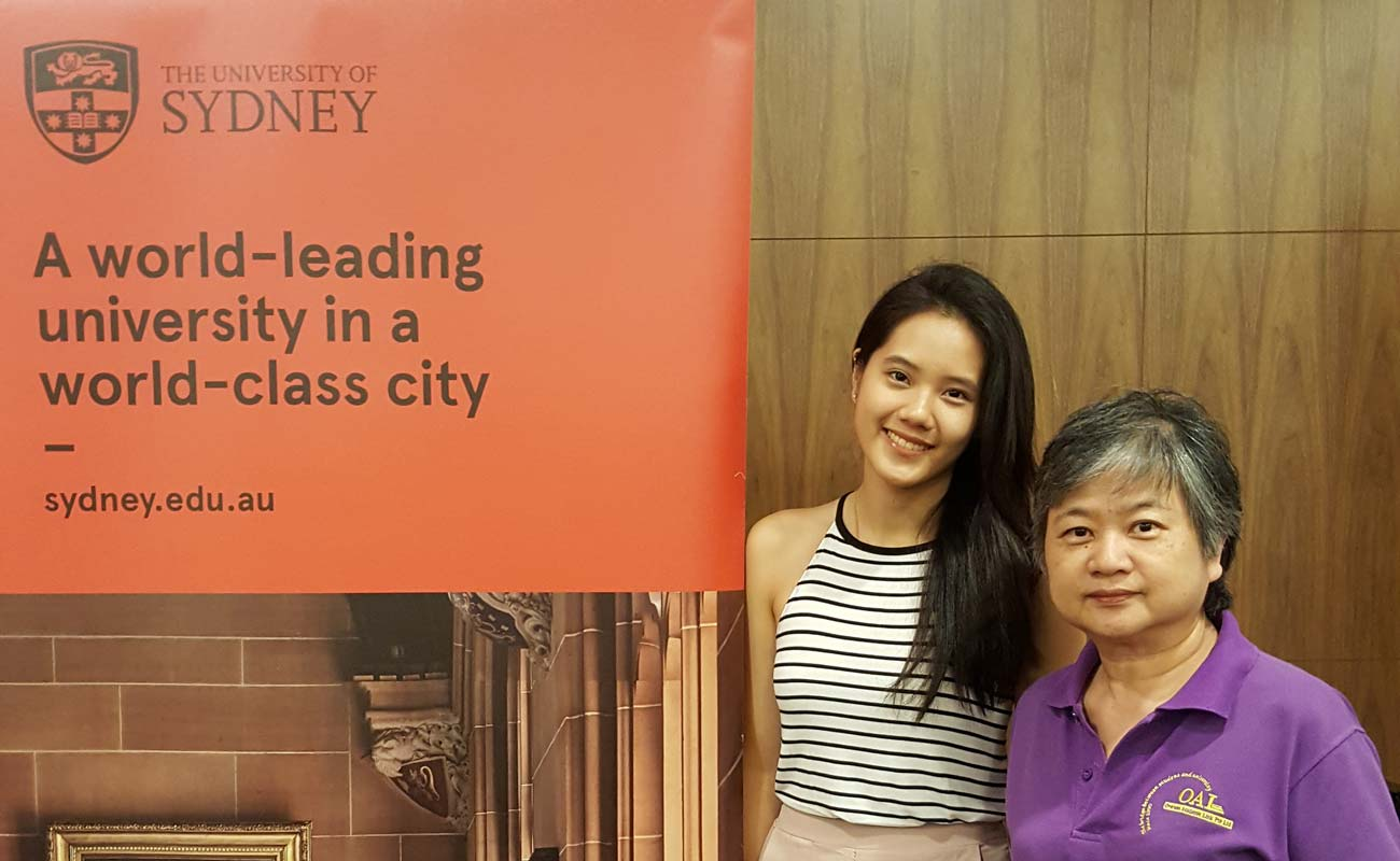Overseas Academic Link Planning the route to your own future